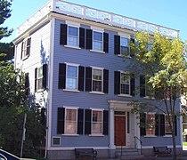 Nathaniel Bowditch House - Salem, Massachusetts.JPG