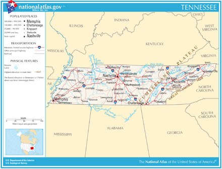 Map of Tennessee National-atlas-tennessee.PNG