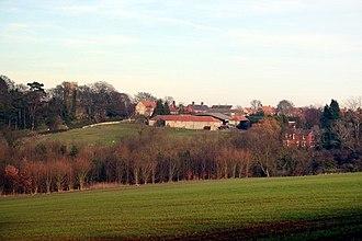 Navenby - Image: Navenby
