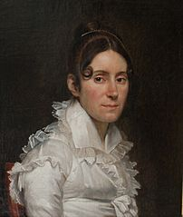 Portrait of Lady Huart-Chappel