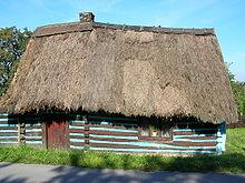 Došková střecha