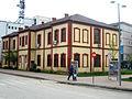 Ndërtesa ku është vendosur biblioteka e madhe ne Ferizaj 03.jpg
