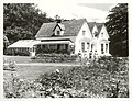 """Nelson - Historic Buildings Publicity Caption """"Broadgreen"""" an old Cob House. Stoke. Photographer R. Anderson.jpg"""