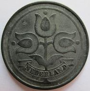 10 cents (World War II Dutch coin)