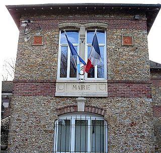 Neufmoutiers-en-Brie Commune in Île-de-France, France