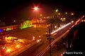 New Tinsukia Railway Station at Night.jpg