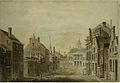 New York, Federal Hall and Broad Street 1797.jpg