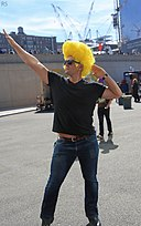 New York Comic Con 2015 - Johnny Bravo (21931800528).jpg