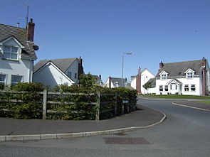 New housing on the edge of Ballygowan.jpg