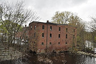 Bemis Mill United States historic place