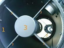 Newtonian telescope wikipedia