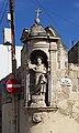 Niche of St. Paul, Triq il-Wied cw Triq San Pawl, Qormi 001.jpg
