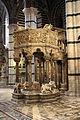 Nicola, giovanni pisano e altri, pulpito del duomo di siena, 1265-68, 01.JPG