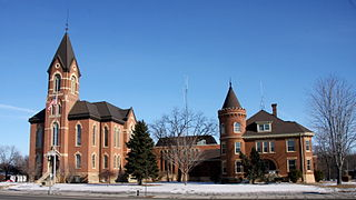 Nicollet County Courthouse and Jail