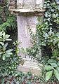 Niederaußem Wegekreuz Klein Mönchshof Inschrift Denkmal 45.jpg