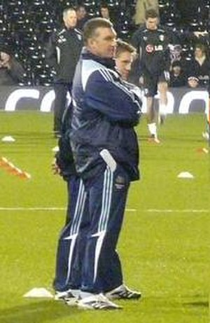 Nigel Pearson - Pearson as assistant manager of Newcastle United in 2006