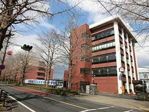 Nihon University Mishima Senior and Junior High School.JPG