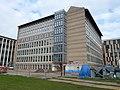 Nijmegen Radboudziekenhuis verpleeghuis A in renovatie 2013 (01).JPG