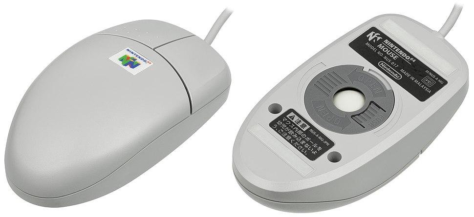 Nintendo-64-Mouse