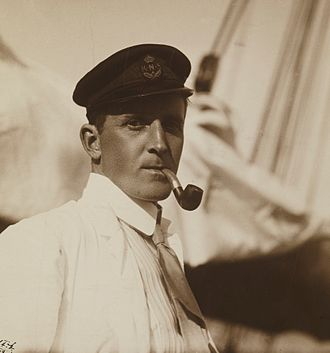 Bjørn Helland-Hansen - Bjørn Helland-Hansen (ca 1917)