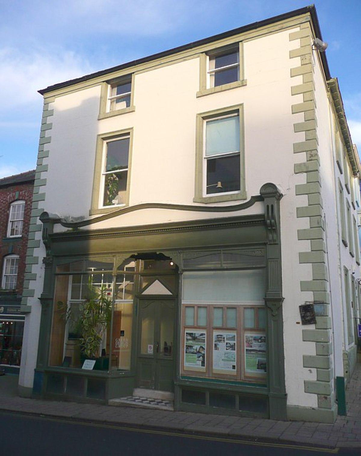 No 2 High Cross Street, Brampton - geograph.org.uk - 1149046.jpg