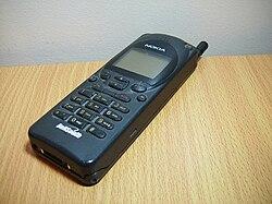 Nokia 2110 (circa 1996)