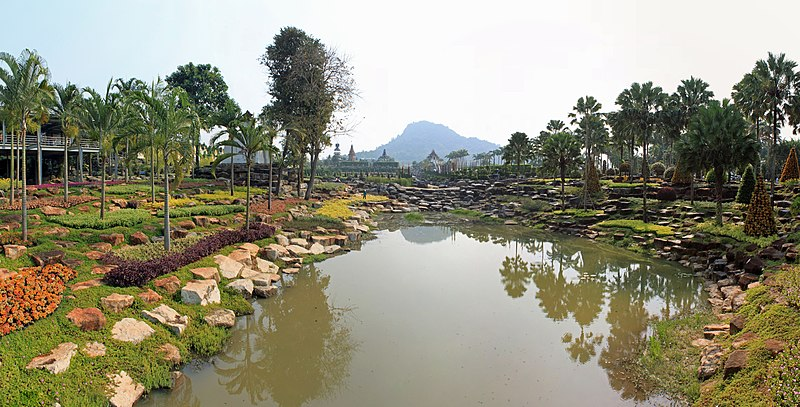 File:Nong Nooch Botanical Garden - panoramio (1).jpg