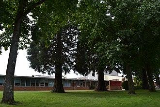 North Eugene High School - Image: North Eugene High School (Eugene, Oregon) 2