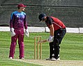 North Middlesex CC v Hampstead CC at Crouch End, Haringey, London 18.jpg