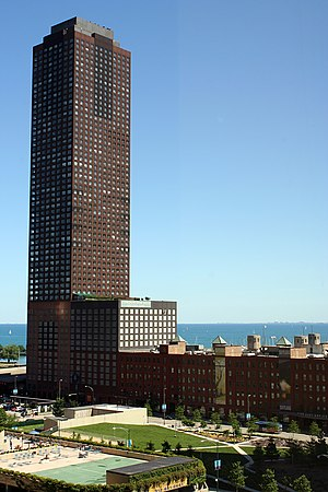 North Pier Apartments - Image: North Pier Apartments, Chicago