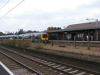 Northfield railway station Railway station in the West Midlands, England