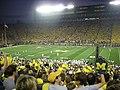 Notre Dame vs. Michigan football 2013 03 (kickoff).jpg