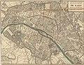 Nouveau plan routier de la ville et faubourgs de Paris, ca. 1810-1812 - Stanford Libraries.jpg