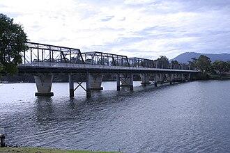 Nowra, New South Wales - Nowra Bridge