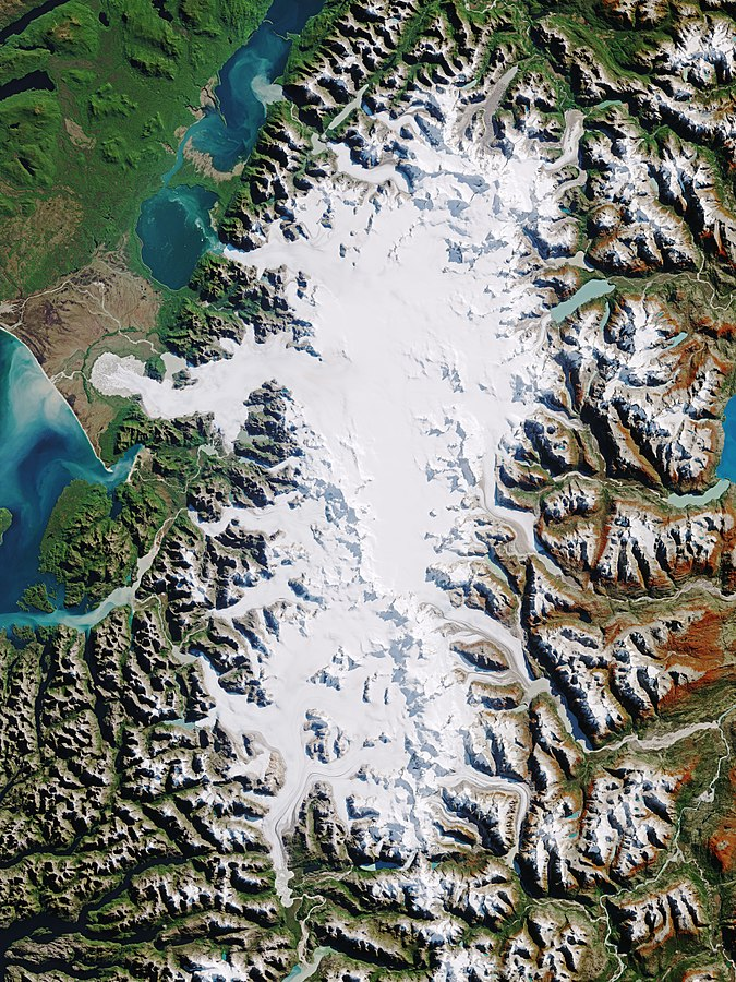 Northern Patagonian Ice Field