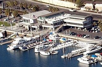 Orange Coast College - OCC Crew Base