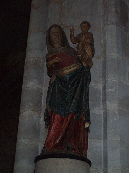 File:OLV over de Dijle-kerk OLV met de scheve lee.JPG