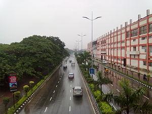 Rajiv Gandhi Salai