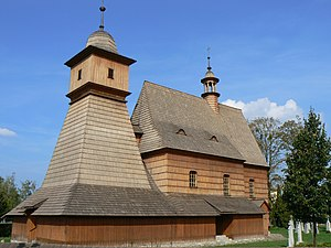 Hrabová (Ostrava) - Saint Catherine Church