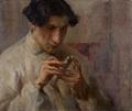O Cinzelador (1905) - Adriano de Sousa Lopes.png