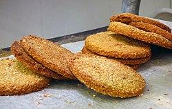Scottish Oat Cakes