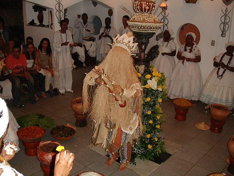 Ficheiro:Obaluaye no Opanijé Orossi.JPG