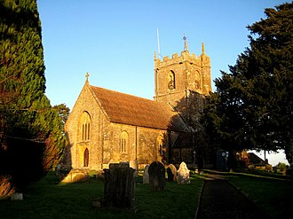 Odcombe - Image: Odcombe church