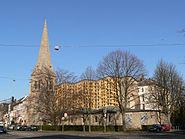 Oeder Weg Frankfurt 4 Epiphaniaskirche