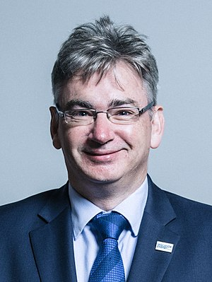 Julian Knight (politician) - Image: Official portrait of Julian Knight crop 2