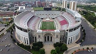 Ohio Stadium Football stadium in Columbus, Ohio
