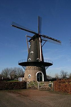 Oisterwijk - Kerkhovense Molen of Onvermoeid - foto 2.jpg