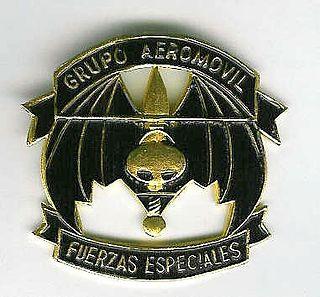 principal Mexican Army Tier 1 Special Mission Unit