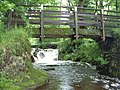Old Foot Bridge near Lickhurst Farm. - geograph.org.uk - 481640.jpg