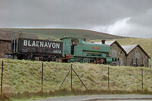 Old Train, Blaenavon.jpg